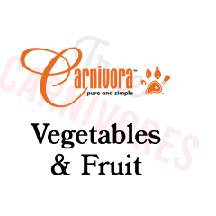 Carnivora Vegetables and Fruit