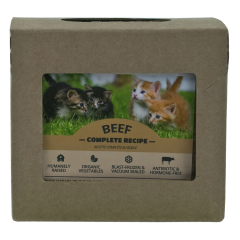 RDBK Beef Complete for Cats