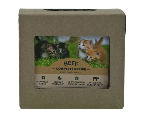 Red Dog Blue Kat Beef - Cat Formula