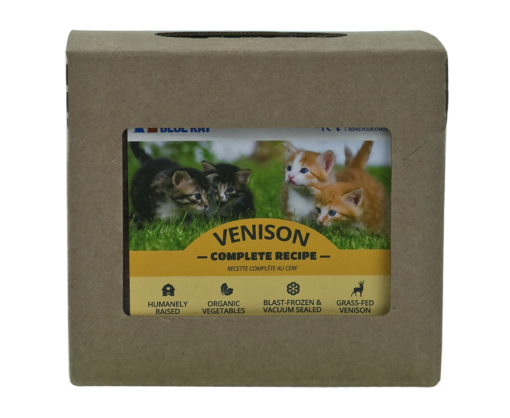 RDBK Venison Complete for Cats