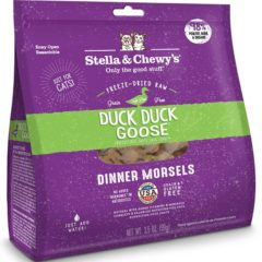 Stella & Chewy's Freeze Dried Duck & Goose