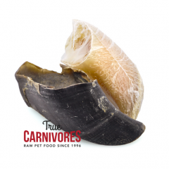 True Carnivores Cow Hoof