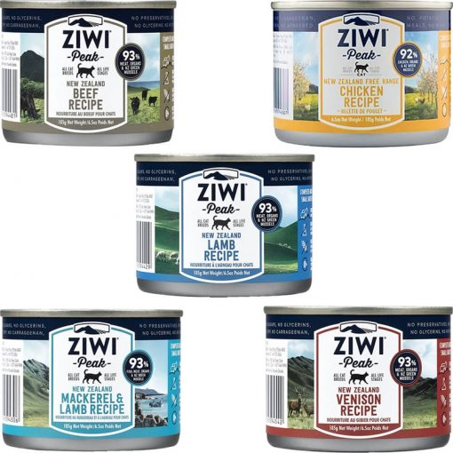 Ziwi Peak Cat Cans