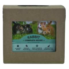 RDBK Rabbit Complete for Cats
