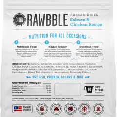 Rawbble Salmon & Chicken