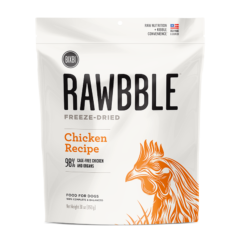 rawbble chicken