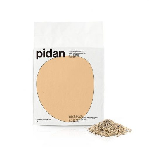 Pidan Tofu Cat Litter Bentonite Mix