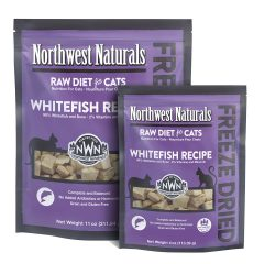 Northwest Naturals Whitefish Recipe