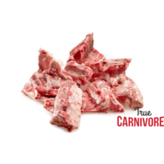 True Carnivores Pork Neck Slices